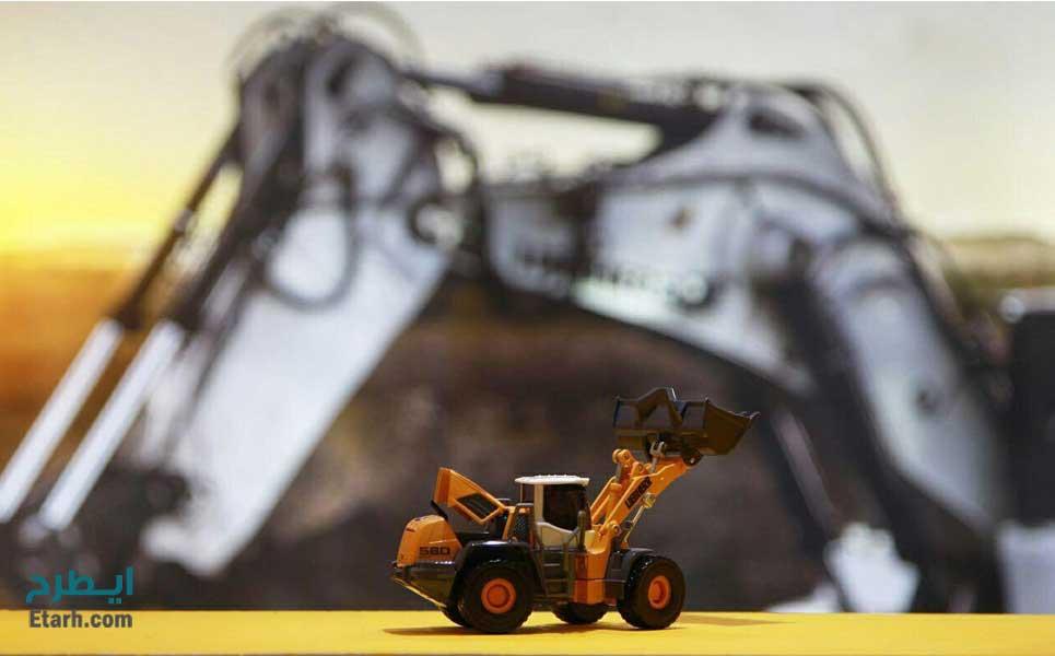تولید ماشین آلات راهسازی