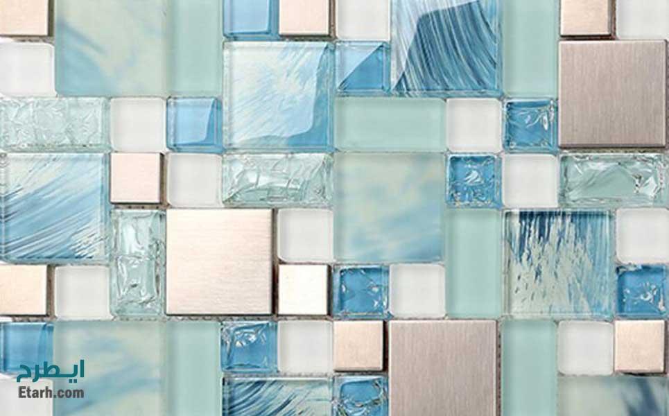 تولید کاشی شیشهای