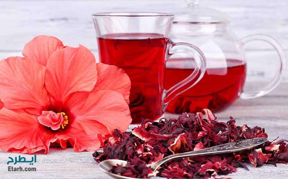 تولید و کاشت چای ترش