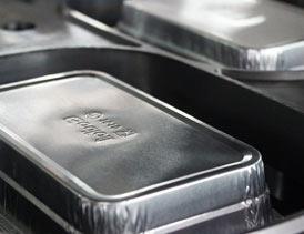 خط تولید ظروف آلومینیومی یکبار مصرف