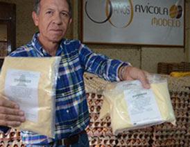 خط تولید پودر تخم مرغ