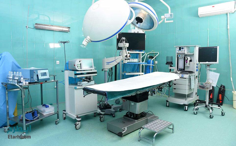طرح احداث بیمارستان تخصصی (1)