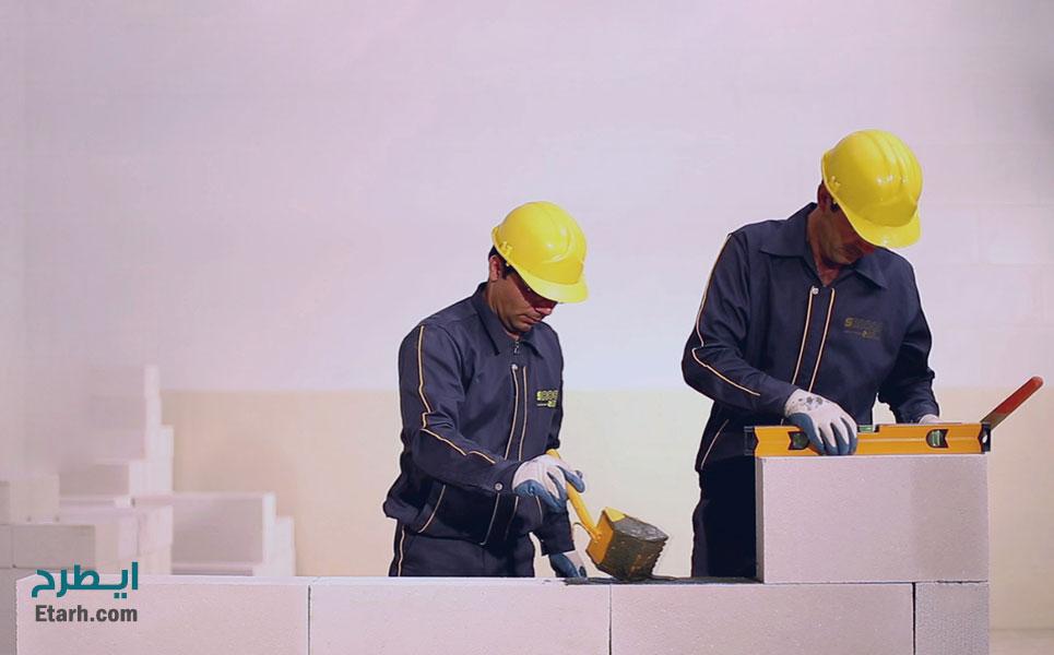 طرح تولید پانلهای سبک پیشساخته بتن کفی (2)