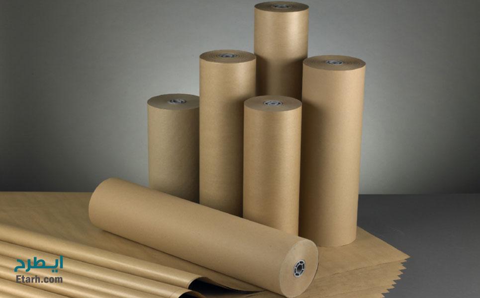 طرح-تولید-کاغذ-و-مقوای-کرافت-لاینر-قهوه-ای-و-گلاسه-2