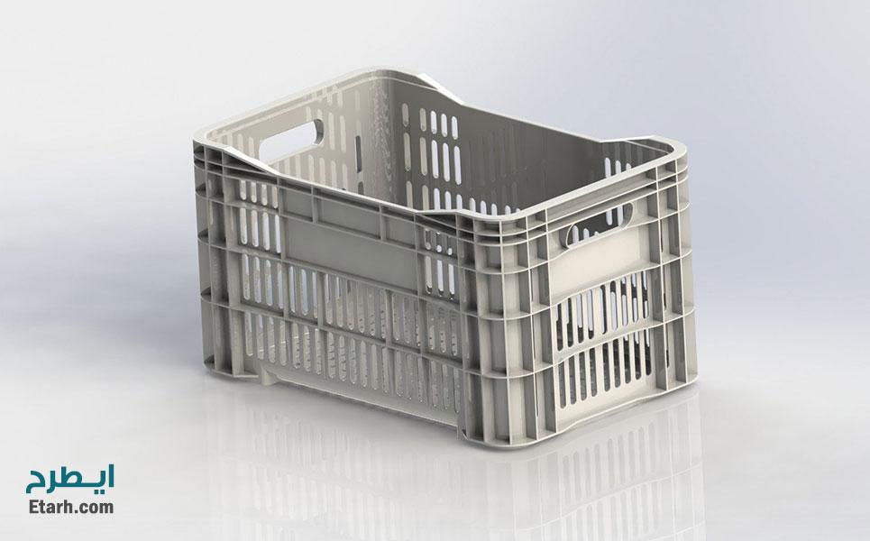 طرح توليد انواع جعبه ها و سبدهاي حمل و نقل (2)