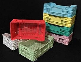 طرح توليد انواع جعبه ها و سبدهاي حمل و نقل (5)