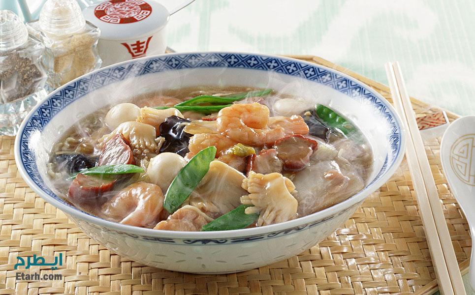طرح تولید سوپ میگو (2)