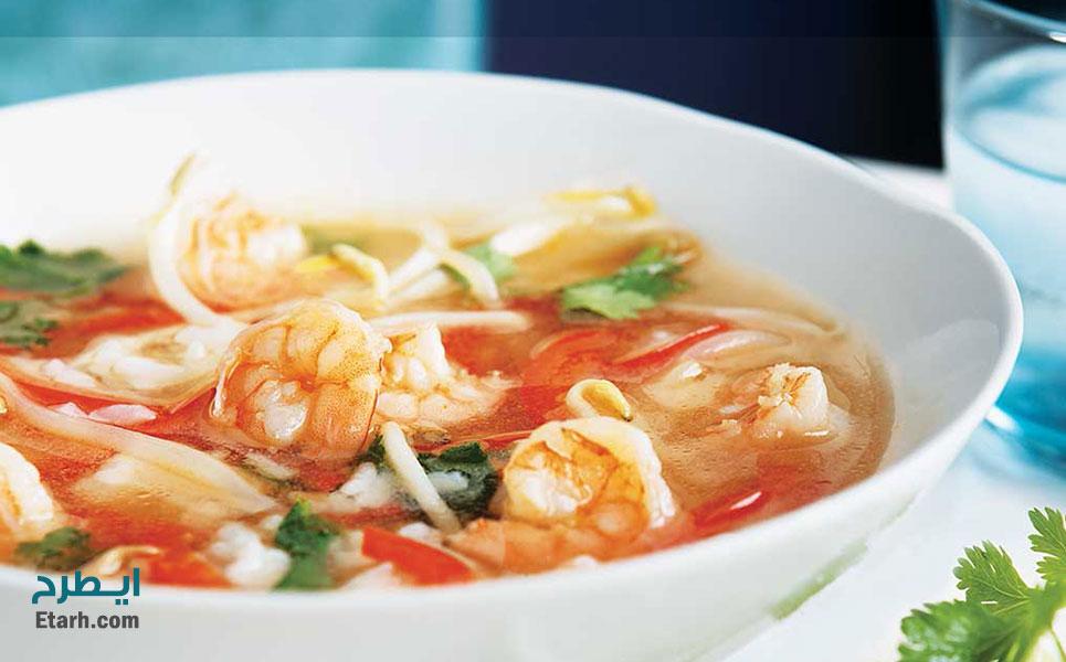 طرح تولید سوپ میگو (3)