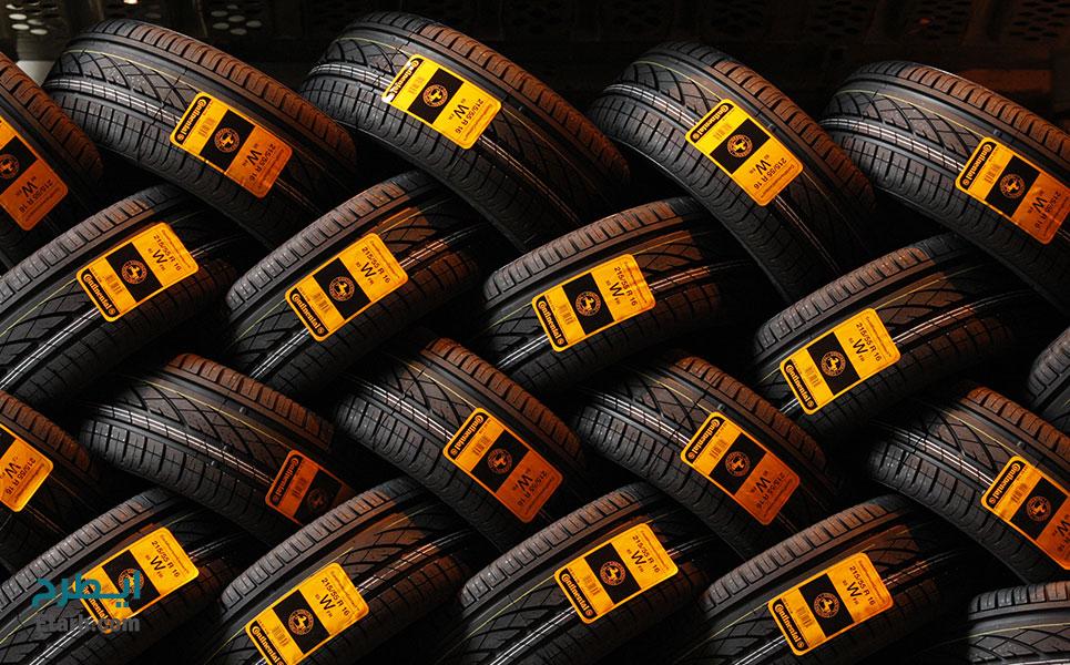 طرح تولید لاستیک رادیال خودرو (1)