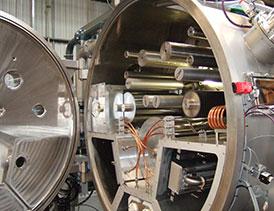 طرح تولید پوشش دهی تحت خلاء (4)