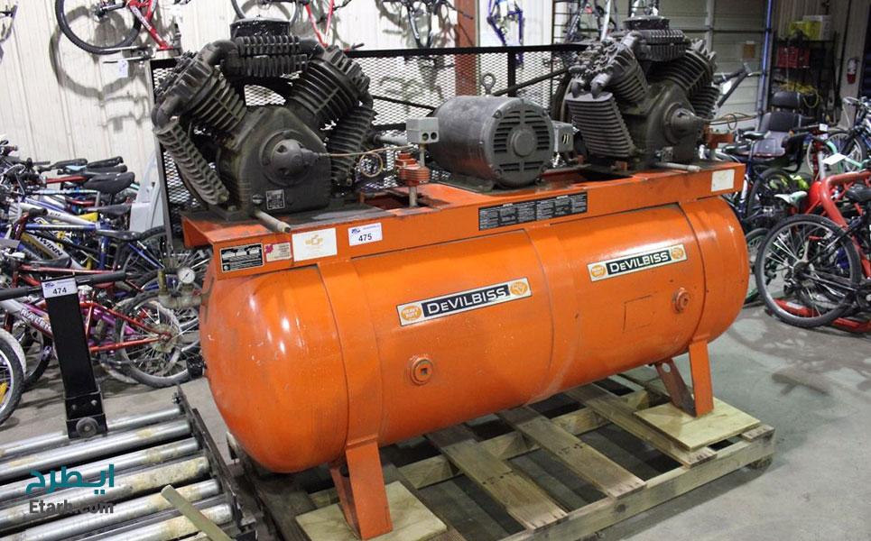 طرح تولید کمپرسور هوای پیستونی (3)