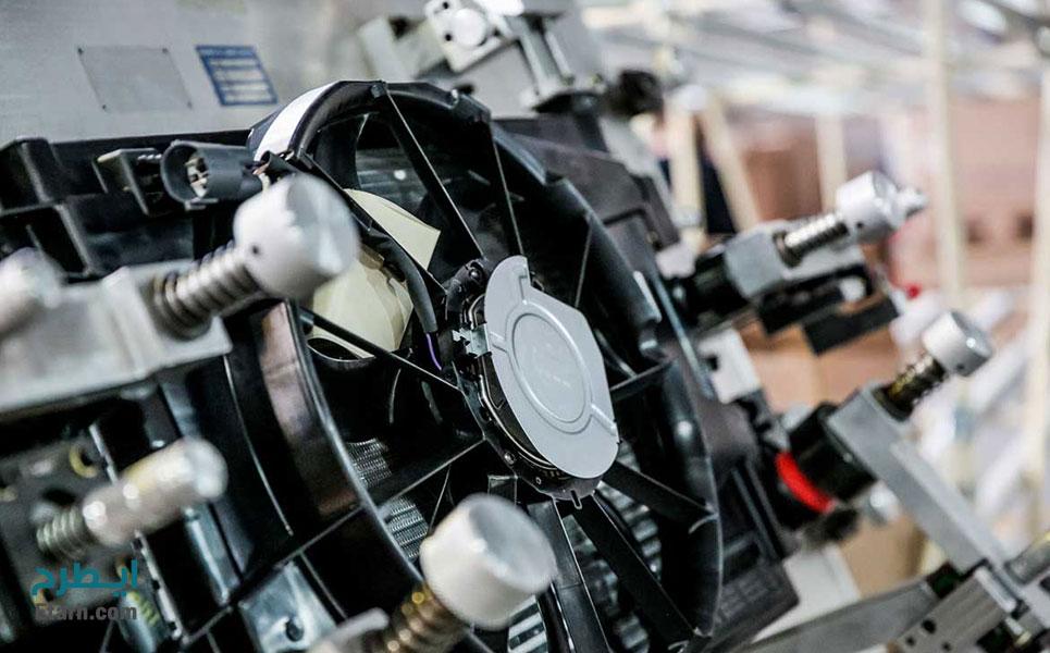 طرح تولید کمپرسور کولر گازی خودرو (8)
