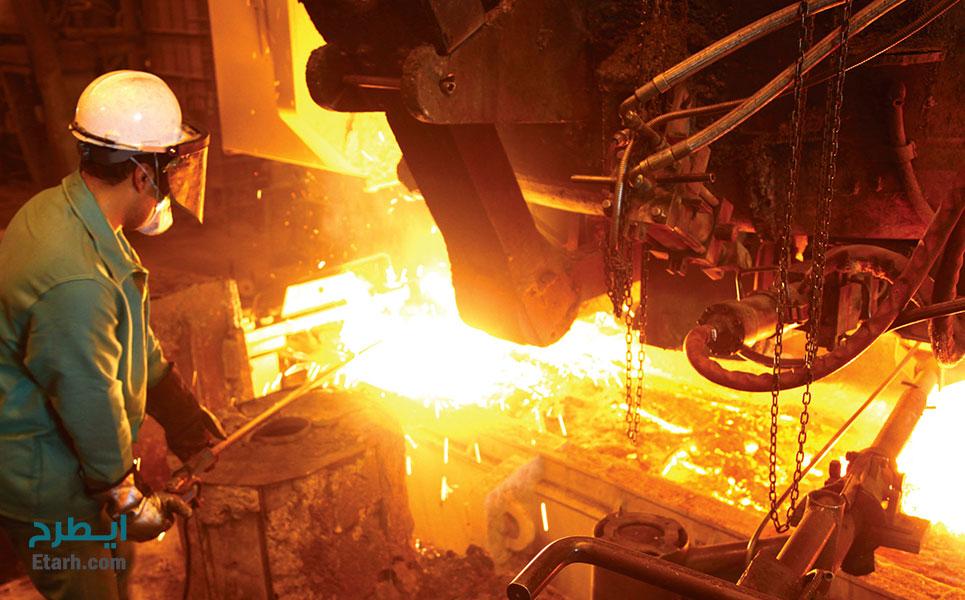 طرح احداث و بهره برداری از واحد گندله سازی -آهن اسفنجی ریخته گری و ورق نورد (2)
