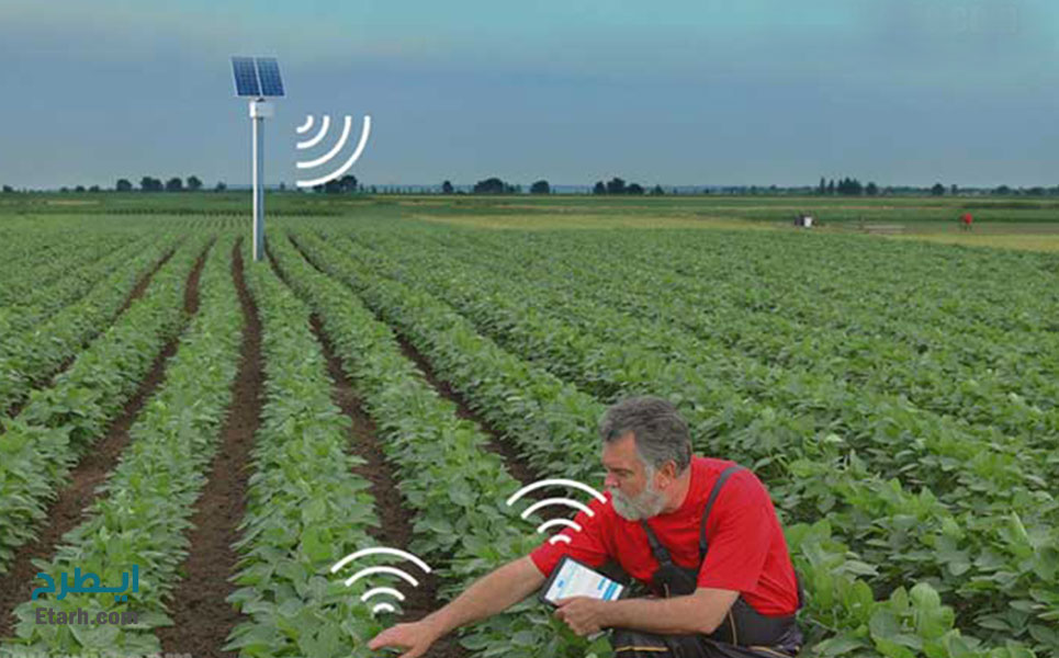 طرح احداث کشاورزی هوشمند (3)