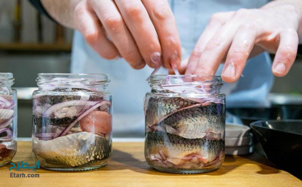 طرح تولید ترشی ماهی (2)