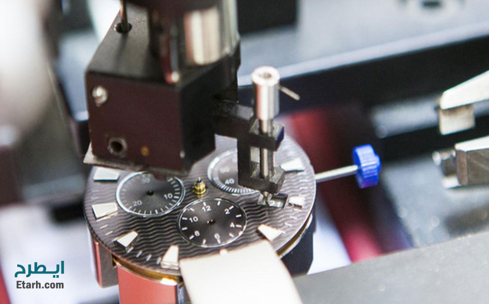 طرح تولید ساعت مچی (1)