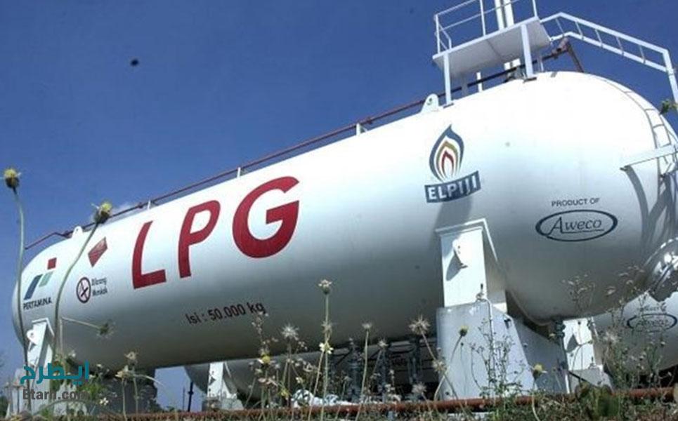 طرح ذخیره و صادرات گاز ال پی جی (1)