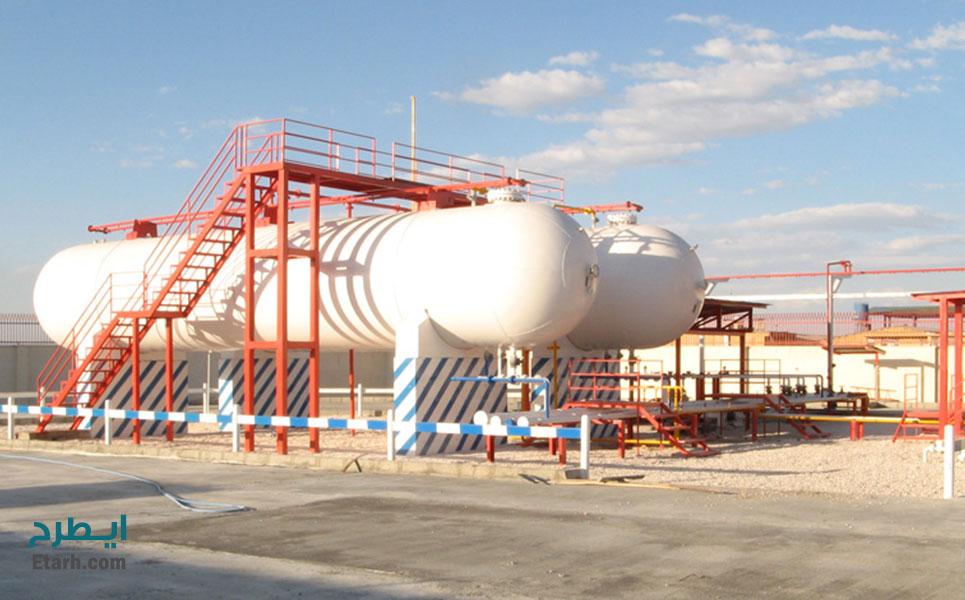 طرح ذخیره و صادرات گاز ال پی جی (2)