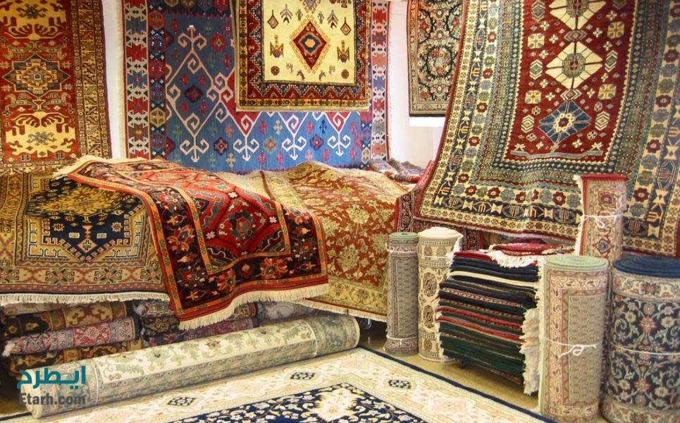 طرح تولید غیر متمرکز فرش دستباف