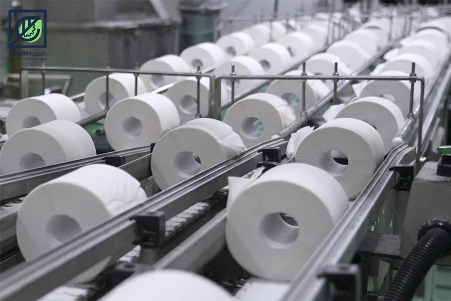 طرح تولید کاغذ تیشو از ضایعات کشاورزی